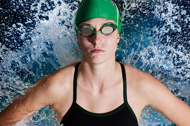 Sports, athletic, action, swimmer photographer - headshots and editorial images in Metro Detroit Michigan